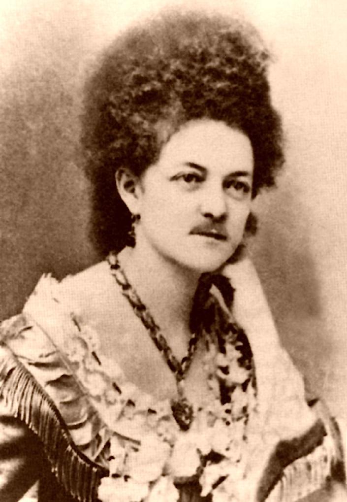 Eleanor Dumont (Madame Moustache)