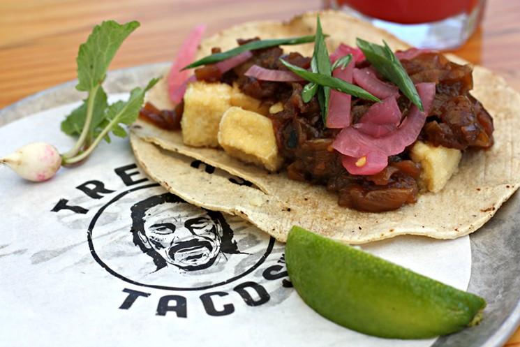 trejos tacos tofu