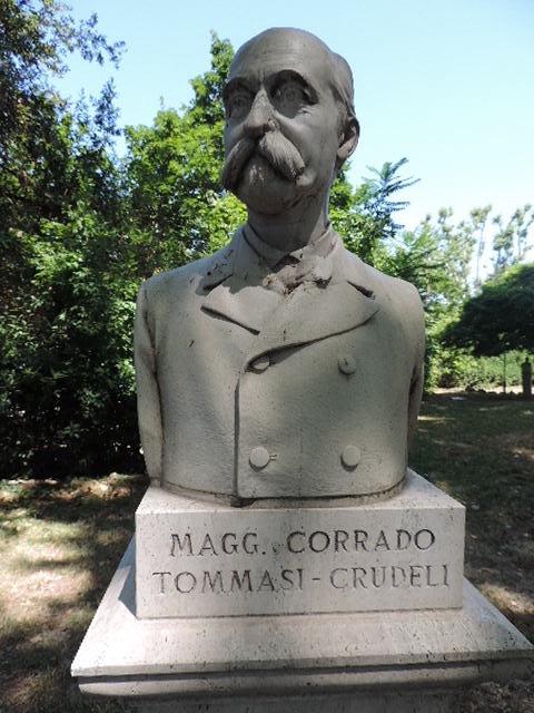 Maggiore Corrado Tommasi Crudeli
