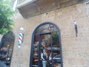 Libanese barbershop