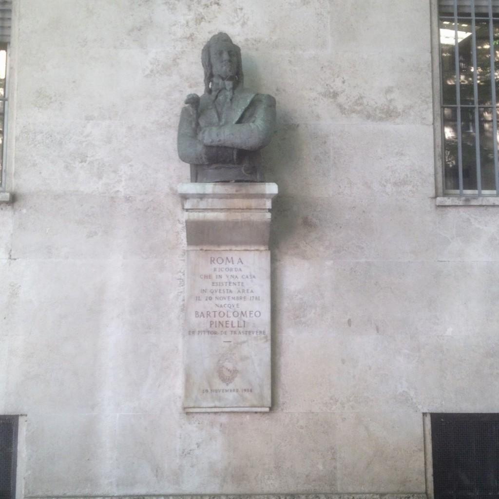 statua Pinelli