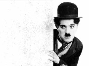 baffi a spazzolino Charlie Chaplin