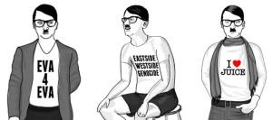 hitler hipster