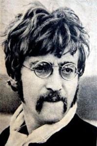 John Lennon Horseshoe