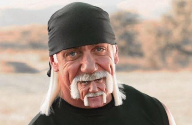 Hulk Hogan ferro di cavallo