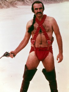 sean connery zed zardoz