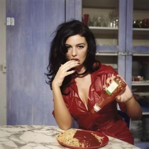 Monica Bellucci Pomodoro