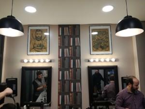 Le barbier de Montmartre