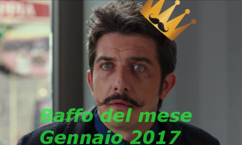 Paolo-Ruffini baffo del mese gennaio 2017