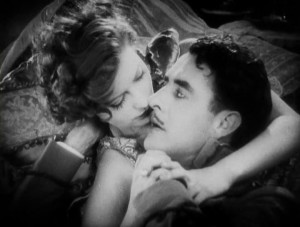 Greta Garbo e John Gilbert / Flesh and the devil