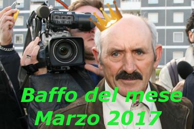 Michele Misseri Baffo del mese