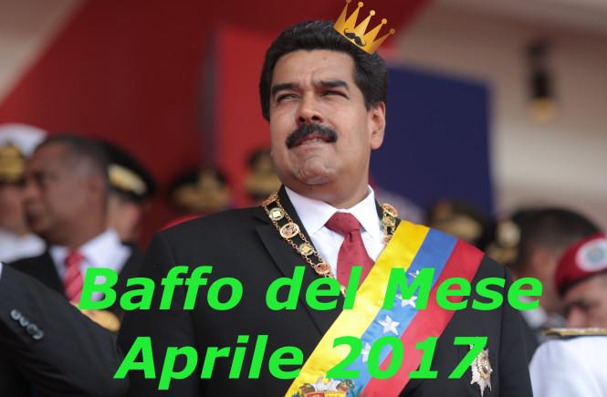 Maduro Baffo del Mese Aprile 2017 (ok1-2)