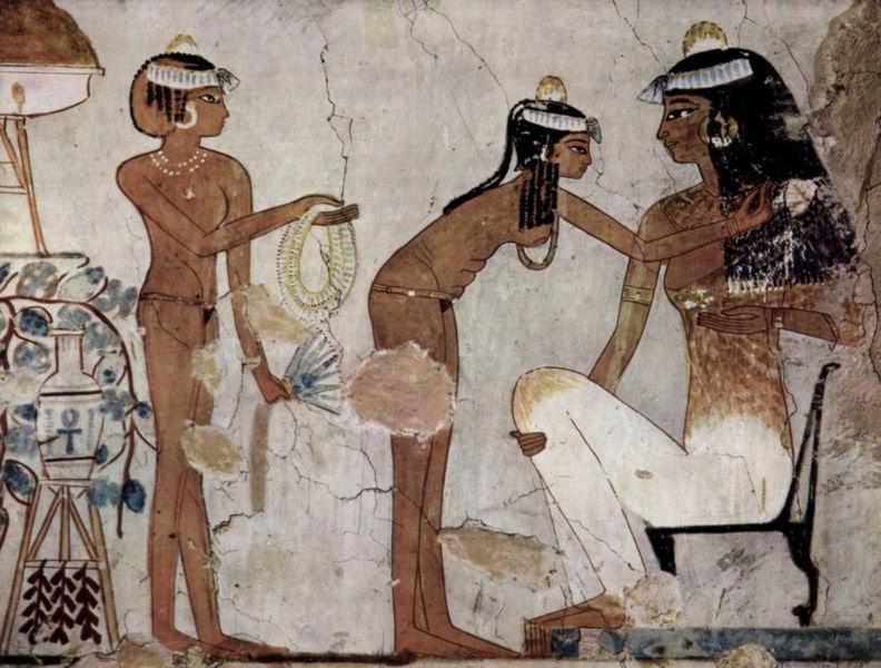 egyptian shaving