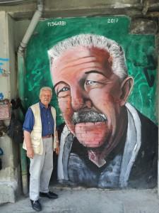 Gaetano Murales Sgarbi