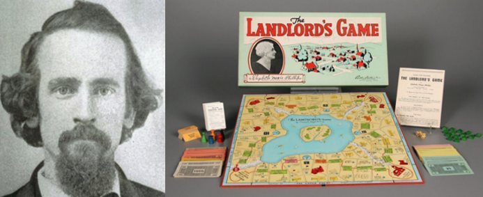 Henry George, Landslord Game