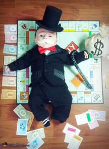 Monopoly baby