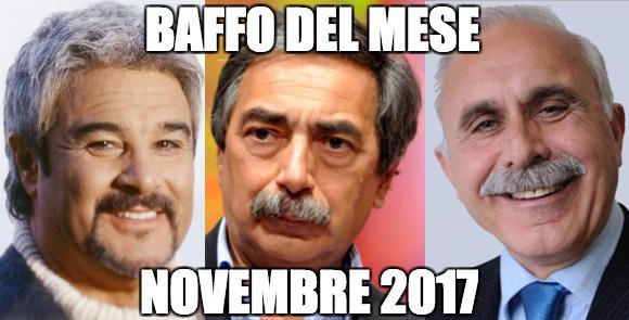 Baffo del mese Novembre 2017
