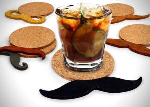 Mustache-Cork-Coasters
