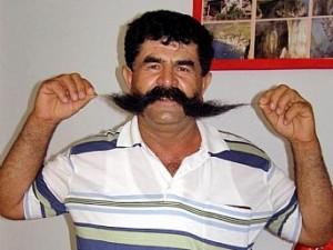 Baffi turchi