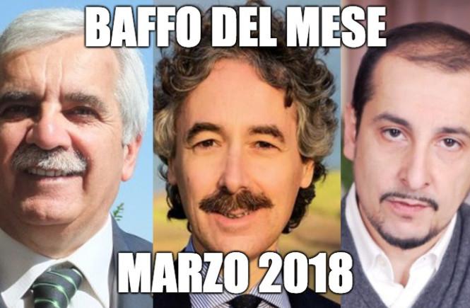 Baffo del mese Marzo 2018
